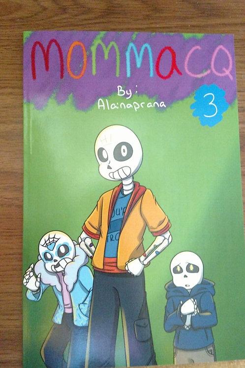 MommaCQ - Volume 3
