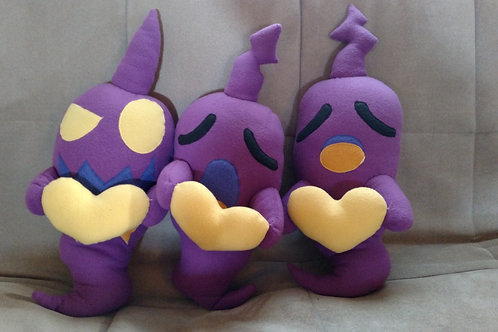 Dead Beats Handmade Plush