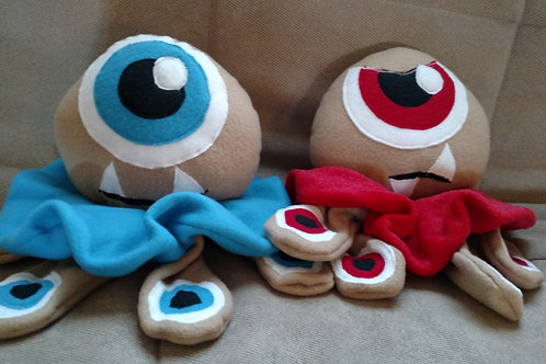Eye Monster Jelly Handmade Plush