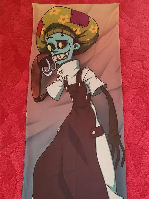 Psychonauts Dakimakura - Dr. Loboto
