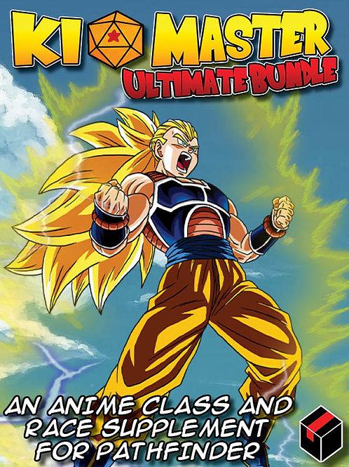 Ki Master - Ultimate Bundle!!~