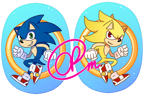 Sonic Series - Sonic Pillow Plush