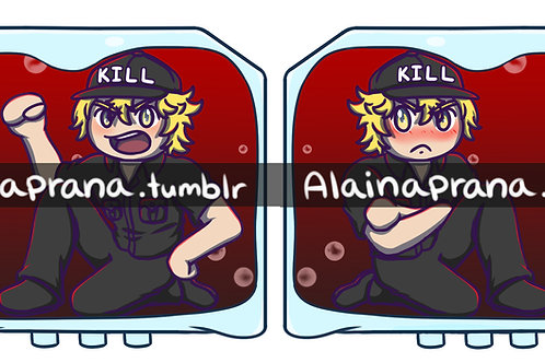 Cells At Work! Killer T Cell Charm