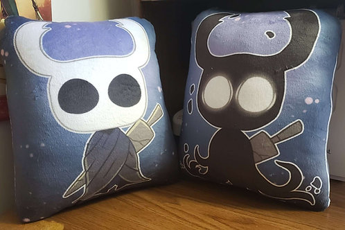 Hollow Knight Ghost Pillow Plush (PRE-ORDER)