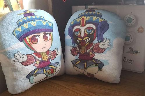 Baten Kaitos Pillow Plush - The Great Mizuti