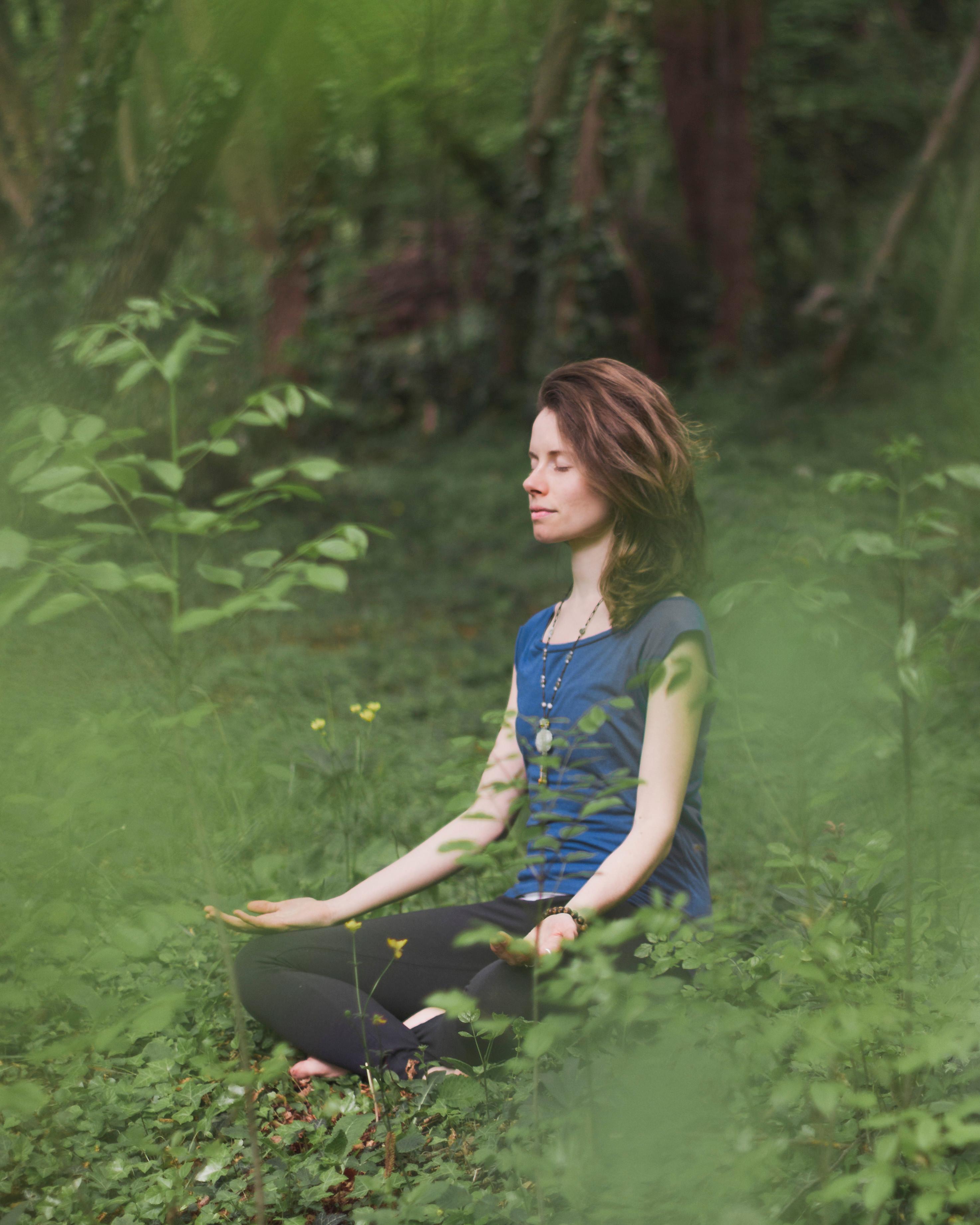 """""""Medita insieme a me"""""""