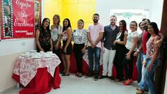 CABO ALÉCIO PARTICIPA DE COMEMORAÇÃO EM HOMENAGEM AO DIA INTERNACIONAL DA MULHER NA CASA DO CIDADÃO
