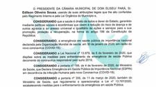 Decreto Legislativo nº 005