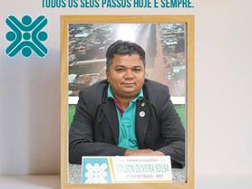 Feliz Aniversário Excelência Edilson Oliveira