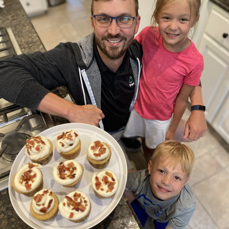Bakin' with Bacon: A Special Father's Day Treat