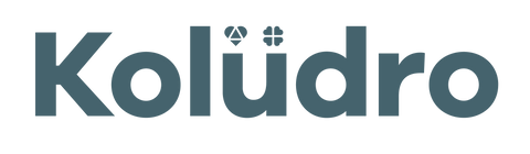 dark blue Koludro logo
