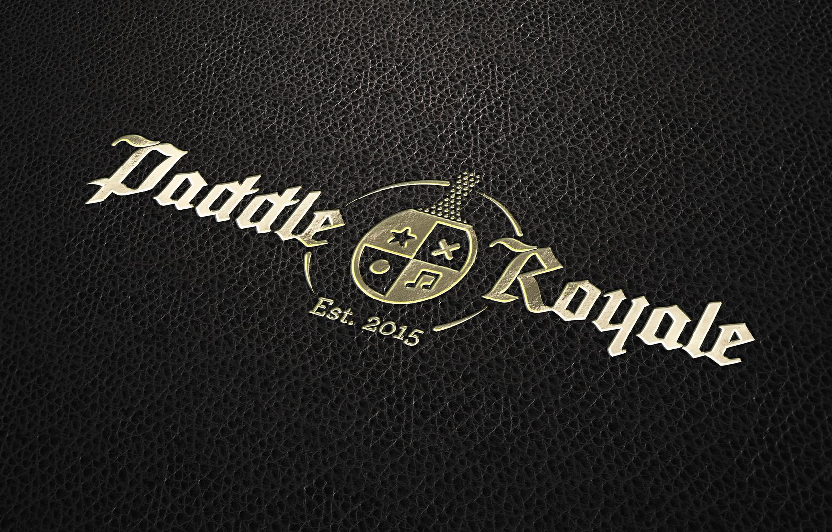 Paddle Royale logo