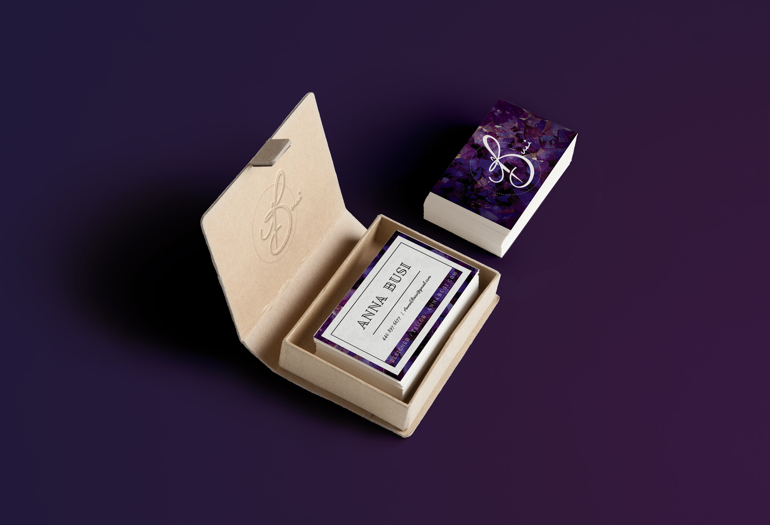 Busi business cards