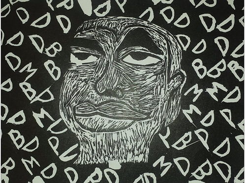 PDDBM Etched Poster