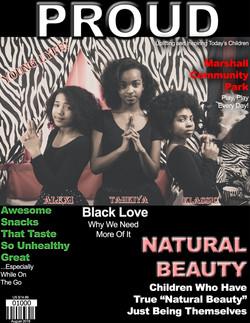 PROUD Magazine Cover