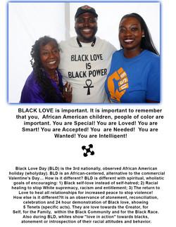 PROUD: Feature 1: Black Love