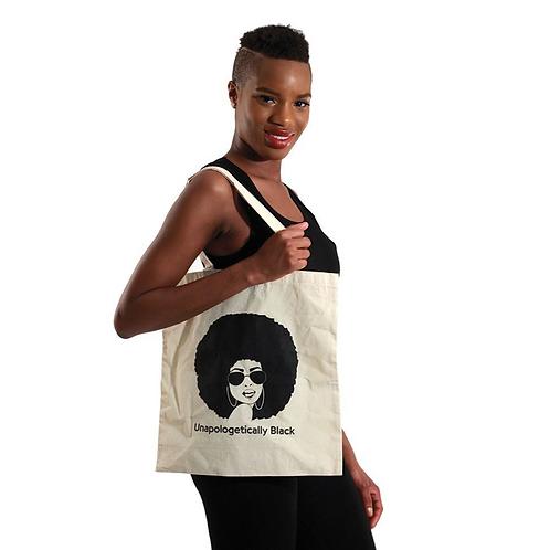 Tote Bag: Unapologetically Black