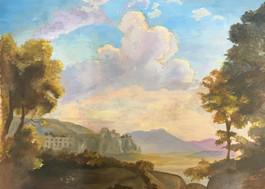 Ellis, C. A Section of Claude Lorrain's A Pastoral Landscape (2019)
