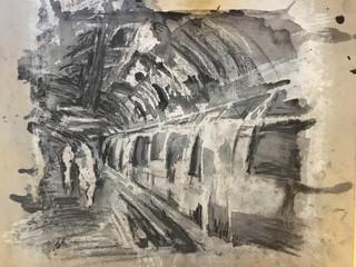 Ellis, C. London Underground (2017)