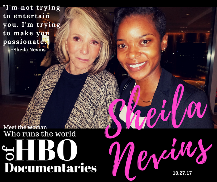 The Woman Who Runs the World of HBO Documentaries