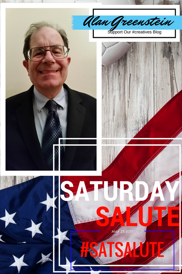 Saturday Salute   Alan Greenstein
