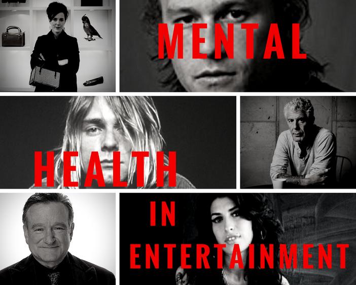 Mental Health in Entertainment