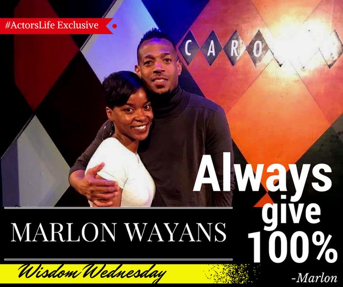 Wisdom Wednesday | Always Give 100%