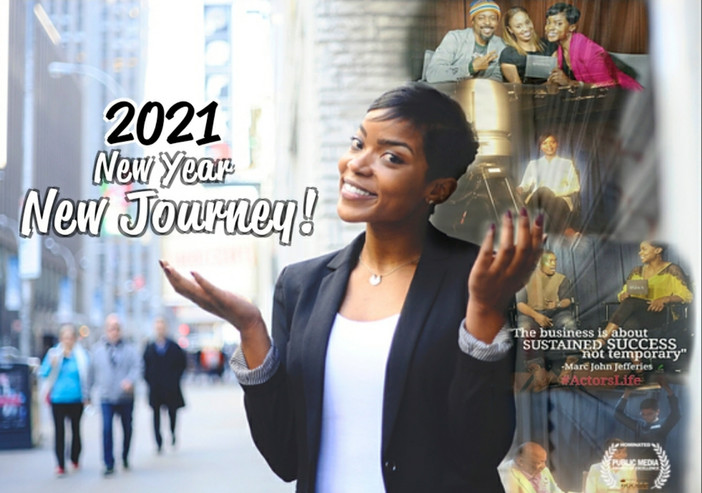 2021: NEW YEAR, NEW JOURNEY