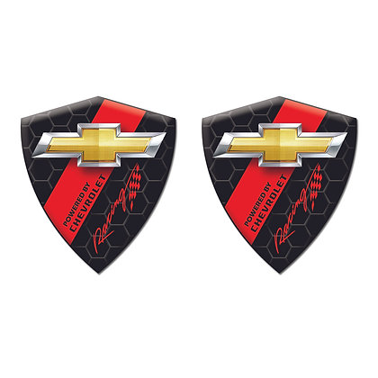 Chevrolet Black Diamond x2pcs s.n: C6611