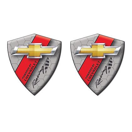 Chevrolet Gray Diamond x2pcs s.n: C6612