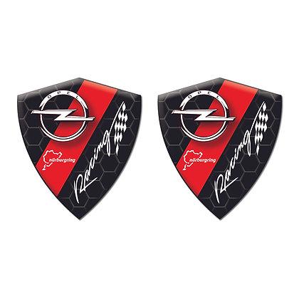 Opel Black Diamond x2pcs s.n:Q3444