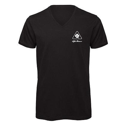 ALFA ROMEO Men's T Shirt V Neck s.n: A3112