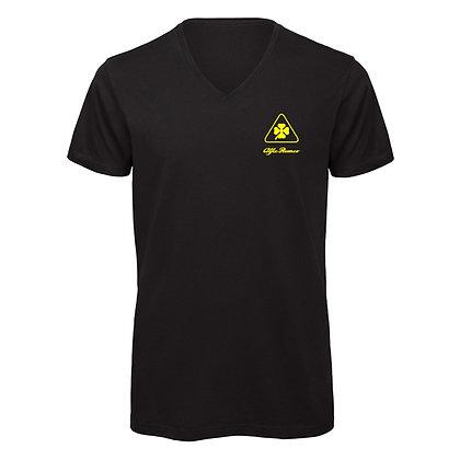 ALFA ROMEO Men's T Shirt V Neck s.n: A3121