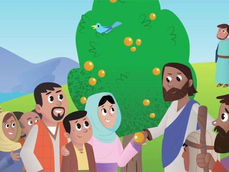 Jésus parle de Son Royaume