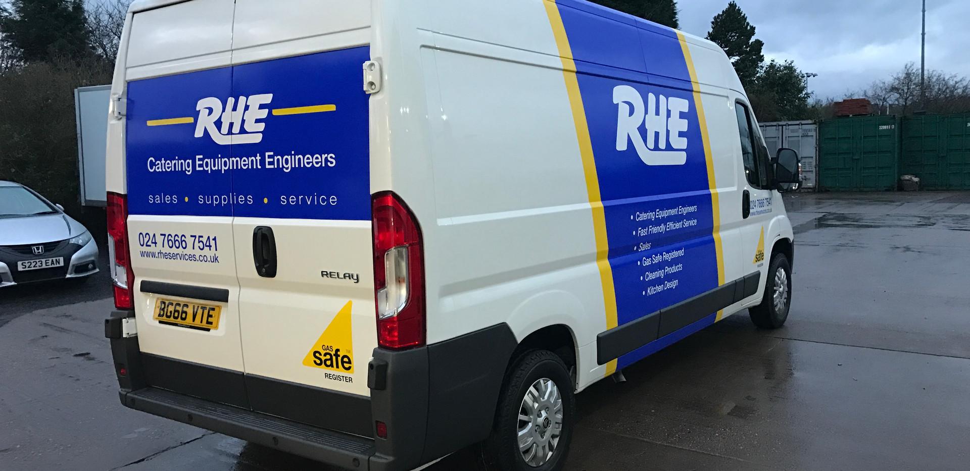 RHE Van