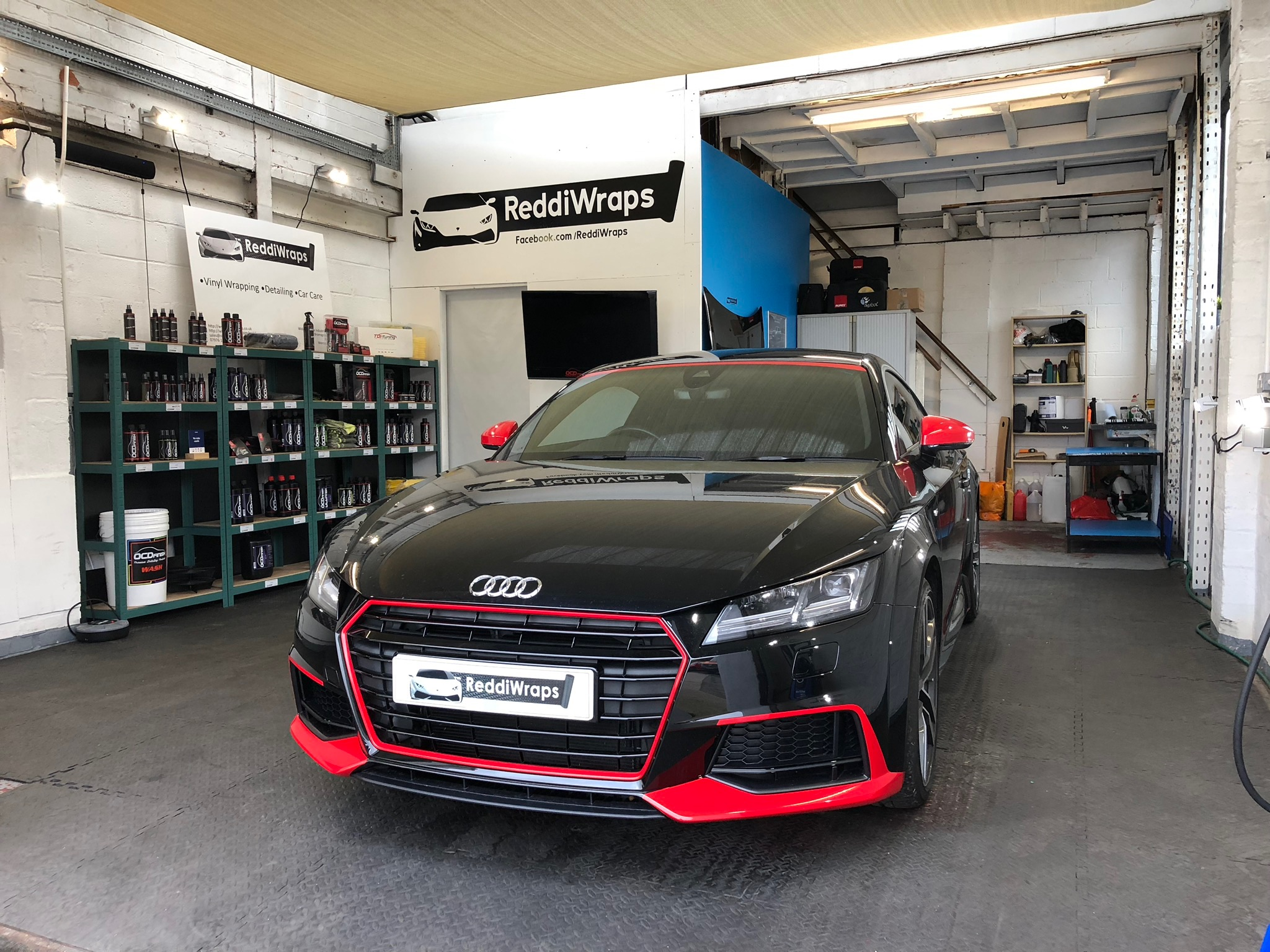 Audi TT Customisation