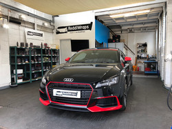 Audi TT Customisation