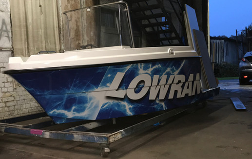 Exhibition Boat