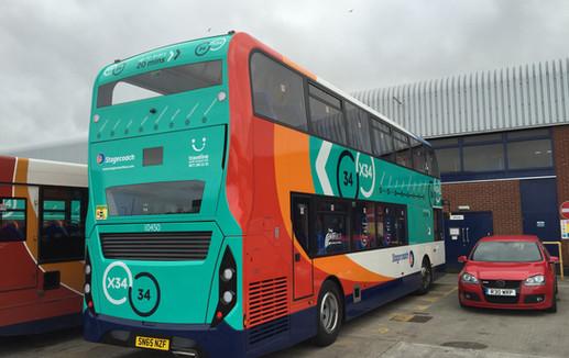 Wigan Bus