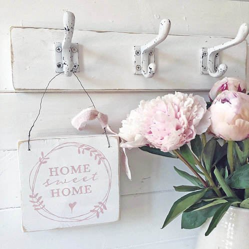 Home accessory - Home sweet home wood sign