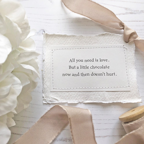Anniversary | Wedding | Valentine's | Gift | Love token | Humour