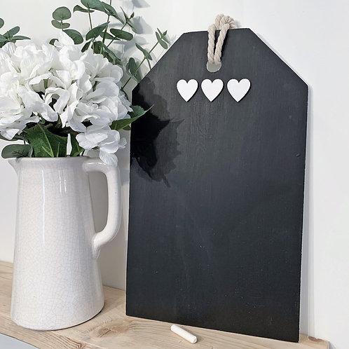 blackboard - kitchen & family organisation