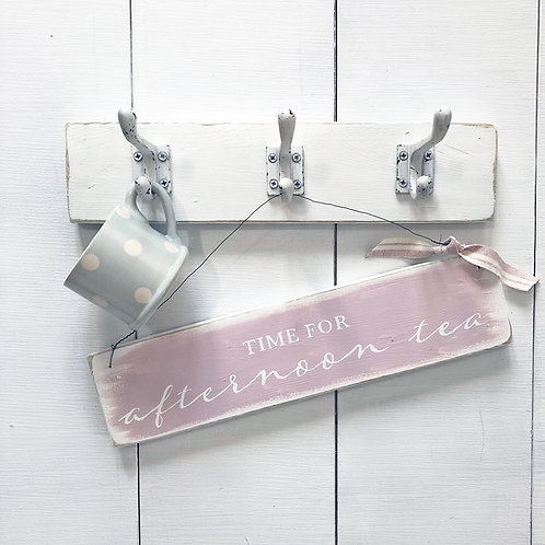 Home accessory - Afternoon tea | Hanging sign