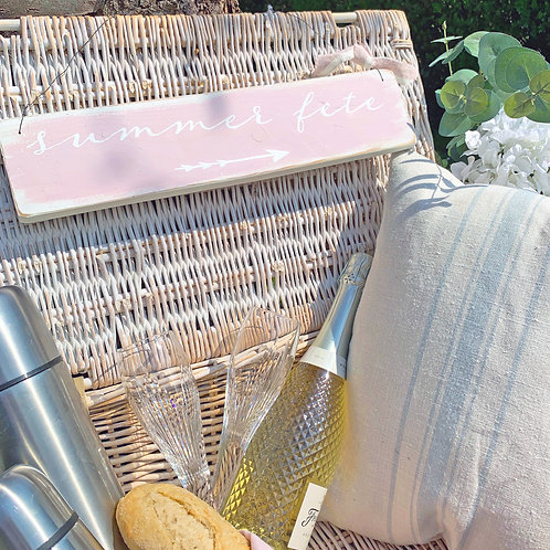 Home accessory - Summer fete | Hanging sign
