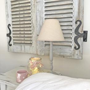 Five minute tea break - Create a cosy home for Autumn