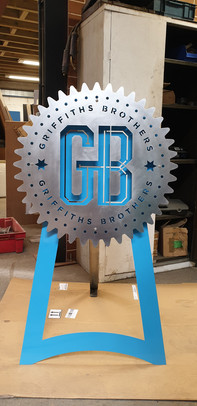 Griffiths Brothers Gin Distillery