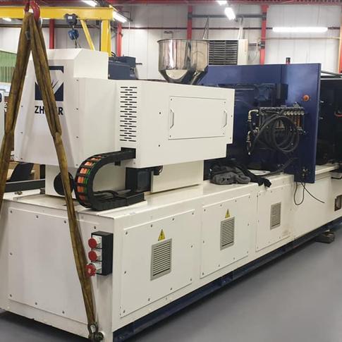 Machinery movement Zhafir VE2300