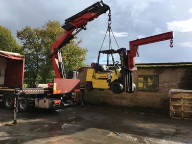 DAF Lifting Forklift
