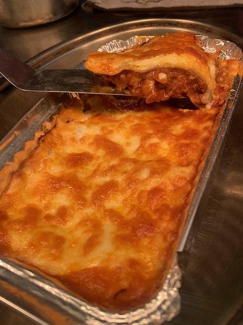 Spiced beef Lasagne (Main)