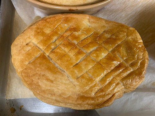 Steak & Ale Pie
